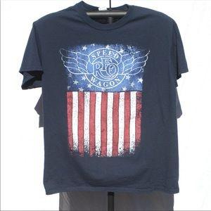 REO Speedwagon Concert tshirt 2019 July 4 tee!